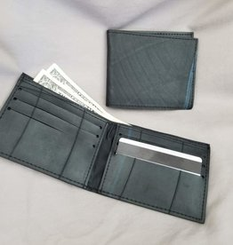 Revy Fair Trade Recycled Tire Bi-Fold Wallet
