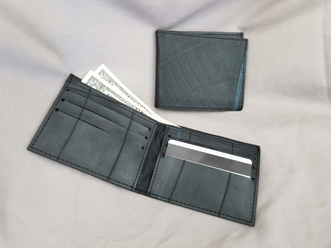 Revy Fair Trade Recycled Tire Bi-Fold Wallet