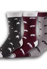 Maggies Organics Organic Merino Wool Socks