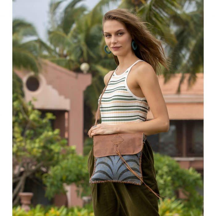 Myra Bag Natures Pride Small & Crossbody Bag