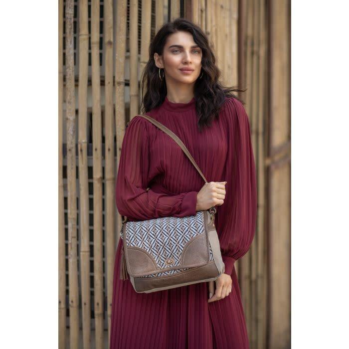 Myra Bag Real Elegance Shoulder Bag