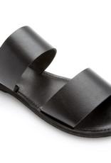 Ophelia Leather Slide Sandal
