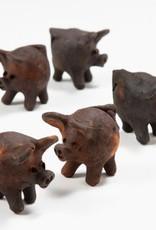 Ten Thousand Villages Good Luck Pig