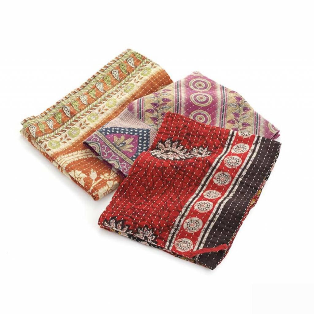 SERRV Kantha Dish Towels Each
