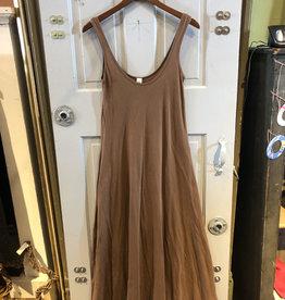 Soul Flower Organic Cotton Maxi Dress