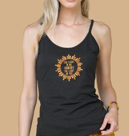 The Light in Me Organic Cami Top