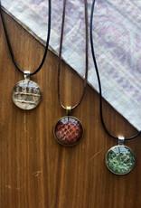 Ziggywear Globe Reptile Necklace