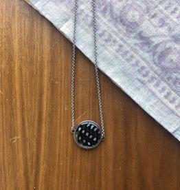 Ziggywear Feather Chain Necklace