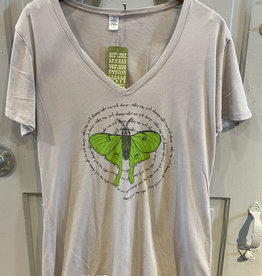Find the Light Always V-Neck Organic Cotton