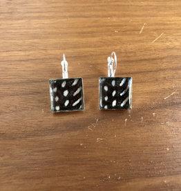 Ziggywear Square Feather Earrings
