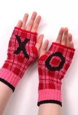 Green 3 Apparel XO Handwarmers (PINK)