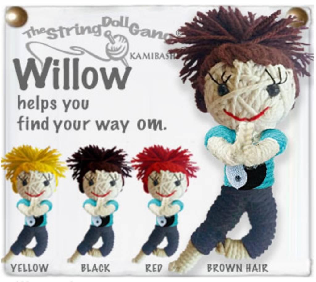 Kamibashi Willow - yoga girl