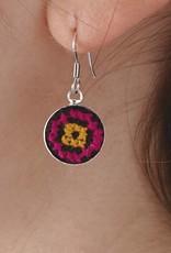 Yunnan Flower Earrings