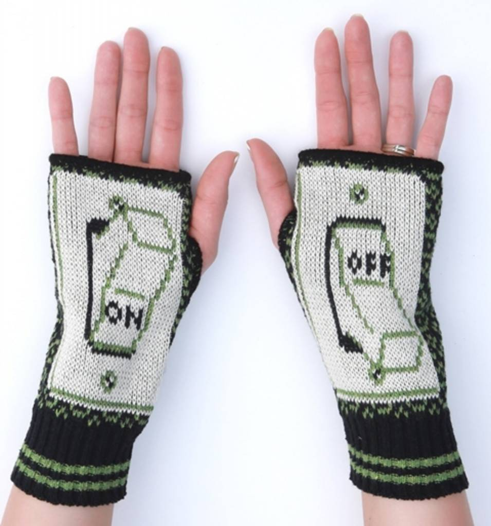 Green 3 Apparel On off handwarmers