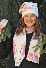 Green 3 Apparel Bunny Scarf