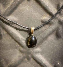 Brooke Jewelry Onyx Pendant