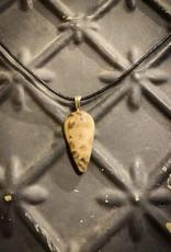 Brooke Jewelry Petosky Stone Michigan Pendant