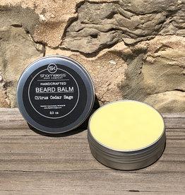 Shameless Soap Co Citrus Cedar Sage Beard Balm