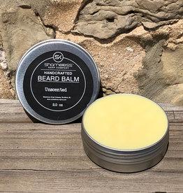 Shameless Soap Co Unscented Beard Balm