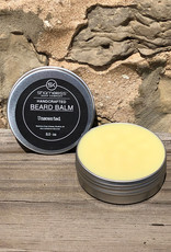 Shameless Soap Co Unscented Beard Balm