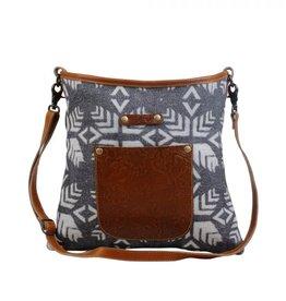 Myra Bag Leaflike Shoulder Bag
