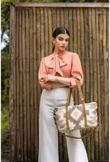 Myra Bag Pink Palettes Mini Duffle Bag