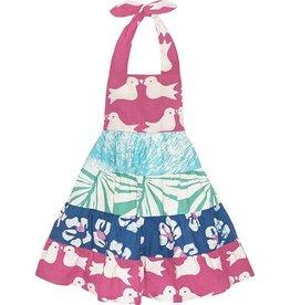 Global Mamas TS Girls Carousel Dress