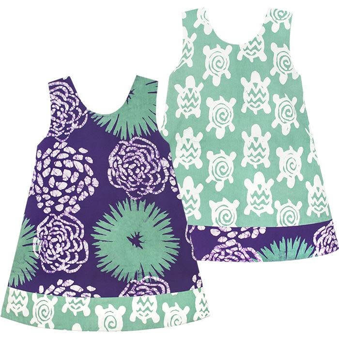 Global Mamas TS Girls Reversible Dress