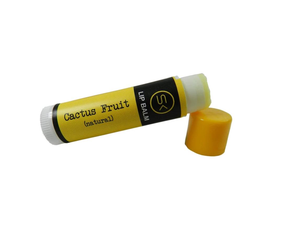 Shameless Soap Co Cactus Fruit Lip Balm