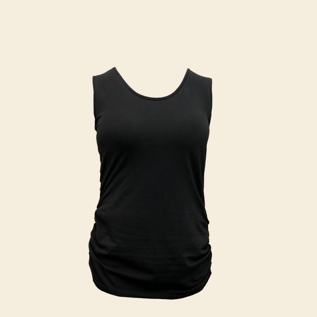 Ruched Tank