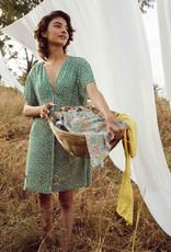 Myra Bag Monochromatic Floral Dress