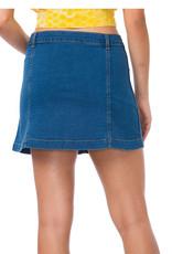 Myra Bag Macaroon Denim Skirt