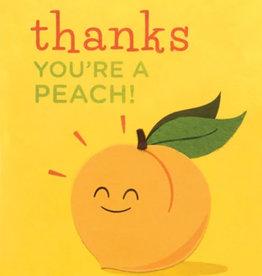 Good Paper Thanks You're A Peach