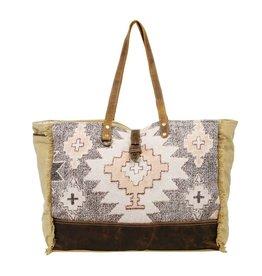 Myra Bag Jhalla Jhola Weekender Bag