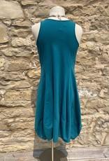 Just Jill Jersey Sleeveless Tulip Dress