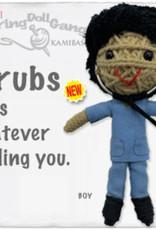 Kamibashi Scrubs
