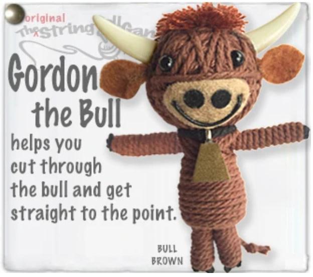 Kamibashi Gordon the Bull
