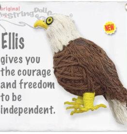 Kamibashi Ellis the Bald Eagle