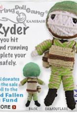 Kamibashi Lt. Ryder