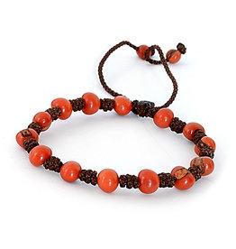 Minga Imports Simple Seed Bracelet