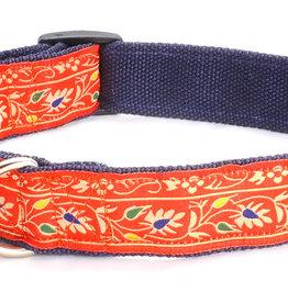 Earthdog Demeter Adjustable Hemp Collar