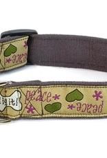 Earthdog Fat Moe Adjustable Hemp Collar