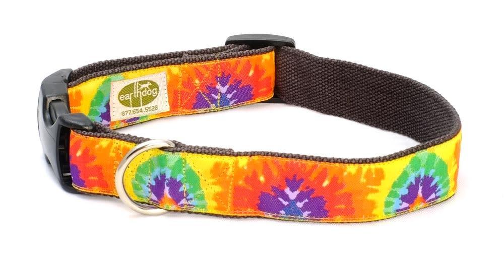 Earthdog Zander Adjustable Hemp Collar