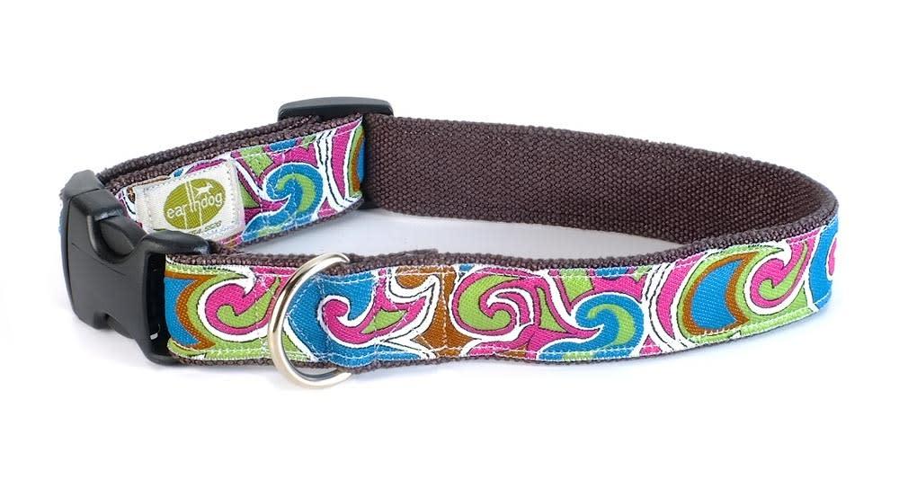 Earthdog Flanagan Adjustable Hemp Collar