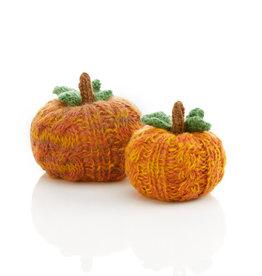 SERRV Remnant Knit Pumpkin