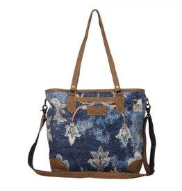 Myra Bag Convex Shoulder Bag