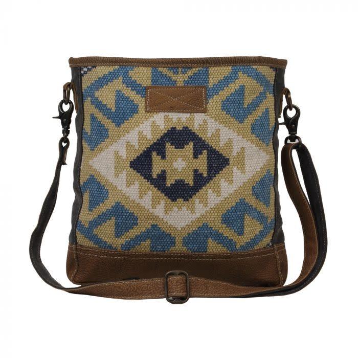 Myra Bag Blueprint Shoulder Bag