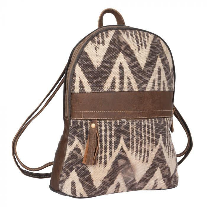 Myra Bag Brown Harmony Backpack Bag