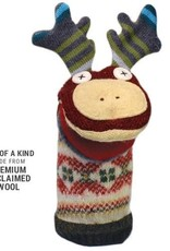 Cate&Levi Moose Puppet