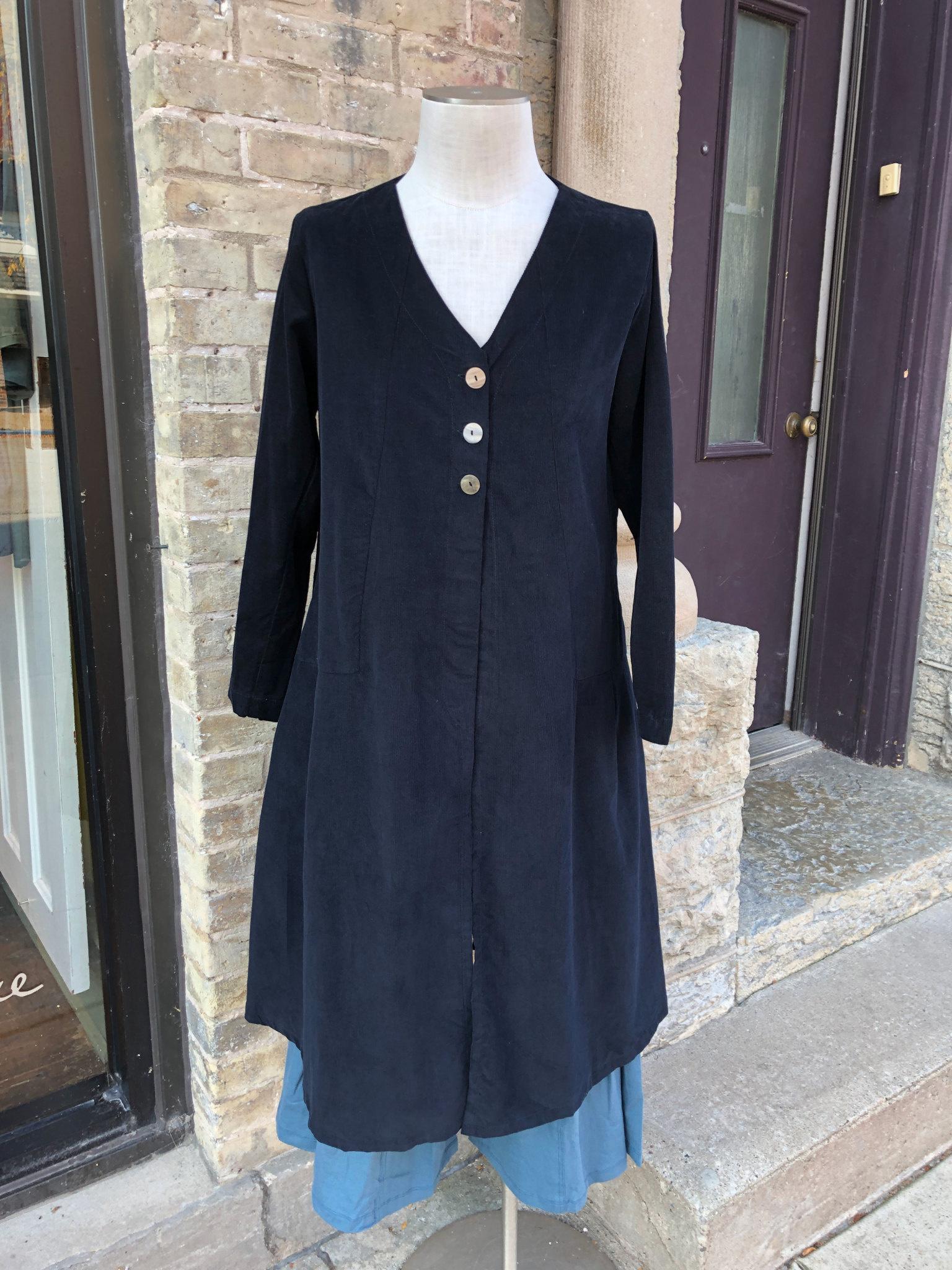 Just Jill Corduroy Inseam Pocket Dress
